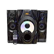 RS3308 2.1 HI-FI SUBWOOFER 12000 Watts - Back.