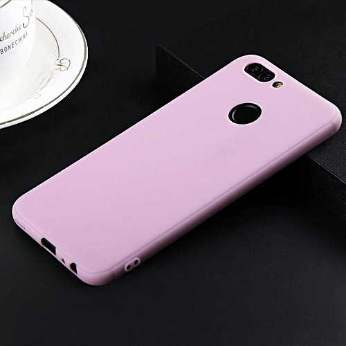 buy popular 5db74 d1480 Soft Case For Huawei Nova 2 Plus Ultra Thin Smooth Back Cover Casing For  Huawei Nova2 Plus Cases Housing Shell