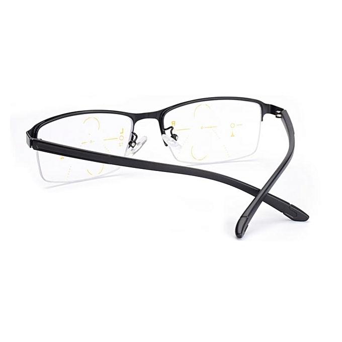 2881d6a4c26 ... KCASA Progressive Multi-focus Reading Glasses Multifocal Metal Glass  9609 +300