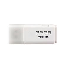 Flash Disk - 32GB - White