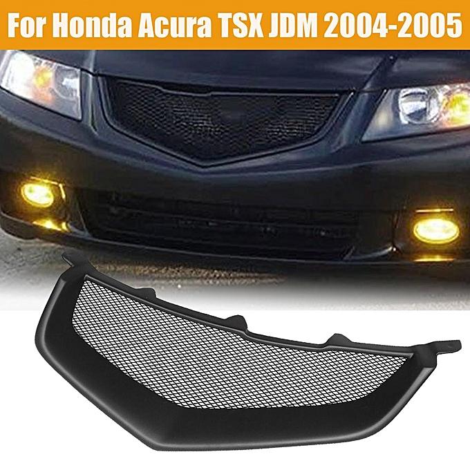Buy Generic Black Front Sport Mesh Grill Grille Bumper For Honda - Acura tsx bumper