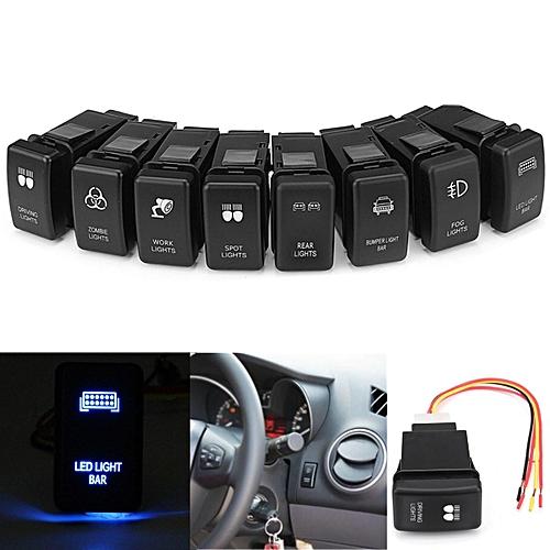 Buy Generic Ford Ranger Px Mazda Bt50 Push Switch Driving Lights Rhjumiacoke: Ford Ranger Ke Light Switch Location At Gmaili.net