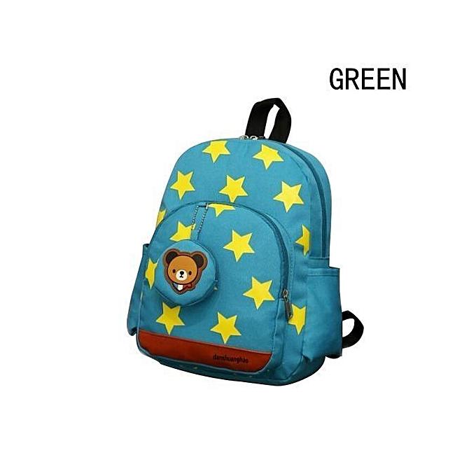e953306ed0 Kids Bags Fashion Nylon Children Backpacks For Kindergarten School Backpacks