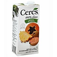 Juice Medley Of Fruits 100% - 1 Litre