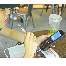 SERVO K8 2.8 Inch 5800mAh  Singing Microphone OTG Bluetooth Flashlight 3 SIM Card Feature Phone