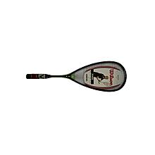Squash Racket Whip 155 Half Cover: Wrt902930: Wilson