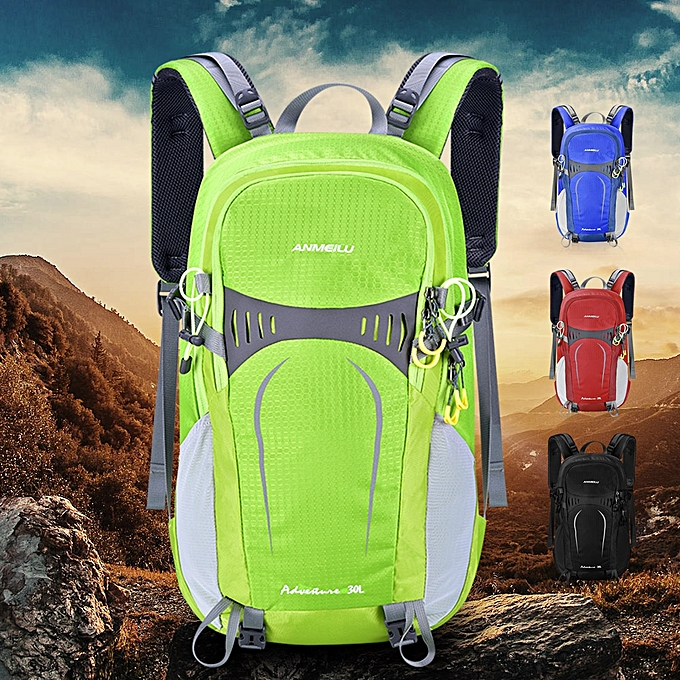 ... 30L Hiking Backpack with Internal Frame Waterproof Lightweight Outdoor  Sport Travel Daypack Bag for Women Men 3b7fa9ed46b7e