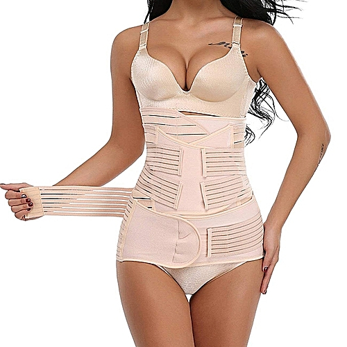 d0dfc6004 Fashion 3 In 1 Postpartum Belly Belt Comfort Maternity Recovery Belt ...