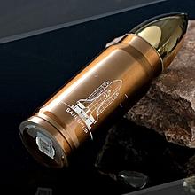 Golden Bullet Vacuum Cup 350ML Stainless Steel Bottle Fashion Vacuum Flasks