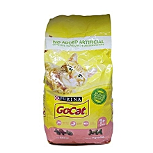 GoCat Food - Salmon & Vegetable - 2Kg