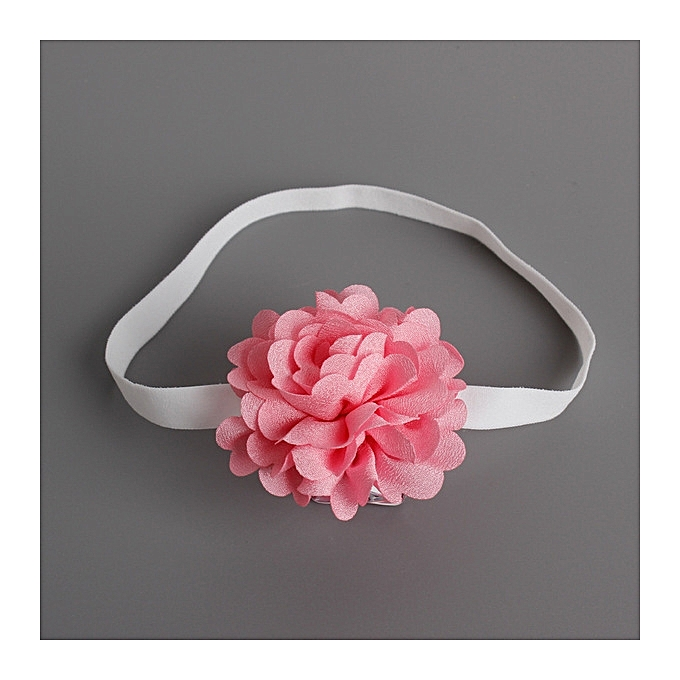 Buy Generic Baby Hair With Red Flowers Elastic Hair Band Baby Baby