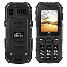 Snowpow M2 Plus LTE 4G Network WIFI  IP68 Waterproof Android 6.0 Bluetooth FM GPS Feature Phone EU