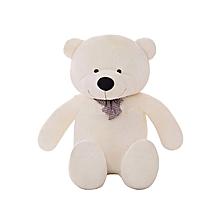 1.2M Giant Cuddly Stuffed Animals Plush Teddy Bear Doll - Beige