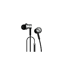 Riginal IV In-ear Dual Dynamic Driver Wired Control Earphone Headphone With MIC For Android IOS - Silver
