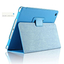 1 Pc/lot Folio PU Leather Protective Stand Smart Case Cover Shell With Sleep-Wake For Apple iPad air Multi-Color CHD-Z