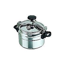 Pressure Cooker 5L - Alumiinium/Silver