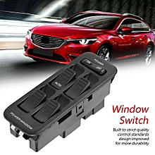 Car Electric Power Master Window Switch For MAZDA 323 1.6L 1.8L 1990-1995 BS06-66-350B