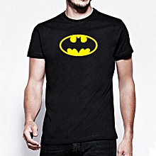 Batman Classic Symbol Graphic Custom T-Shirt