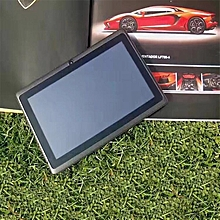 7inch TFT LCD Display Dual Core Children'S Tablet PC Computer 8G For Android black