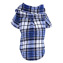 Casual Design Pet Dog Clothes Cotton Soft Shirt Tops Clothing Jacket Coat