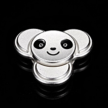 Panda Pattern Metal Finger Gyro Stress Relief Toy