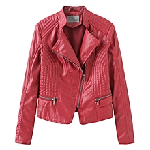 7b5e33e8f Women's Leather Jackets - Buy Women's Leather Jackets Online | Jumia ...
