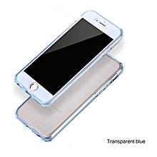 Soft TPU Transparent Full Body Case for iPhone 6 6s