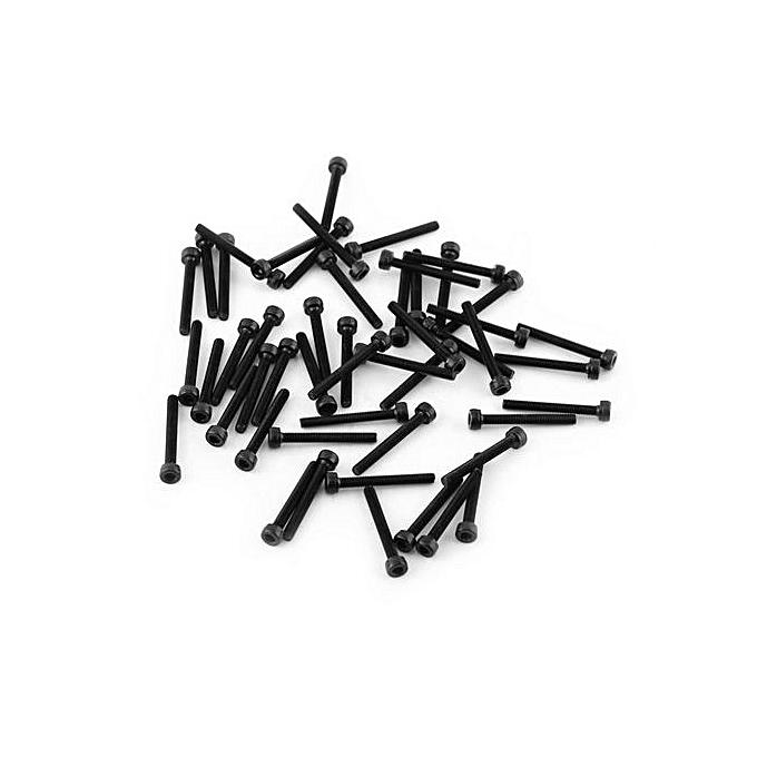 buy universal m3 black hex socket cap head screw bolt set m3 25mm Hex Nut Pliers m3 black hex socket cap head screw bolt set m3 25mm fully threaded