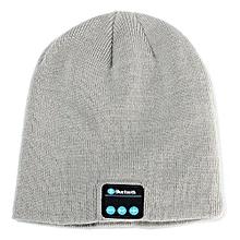 Useful Beanie Hat Wireless Bluetooth Smart Cap Headset Headphone Speak Mic