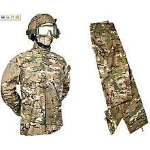 New Arrival Us Army Fanatic Version Special Warfare Camouflage CS Suit-07