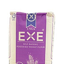 Exe Self Raising Fortified Wheat Flour 1 KG net weight