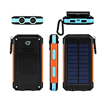 Solar Power Bank 8000mAh