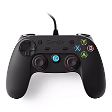LEBAIQI GameSir G3w Wired Gamepad Controller for Android/Windows PC/PS3/TV BOX-Black