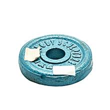 BW-1-B - Weight Cast Iron Plate - 1KG - Blue