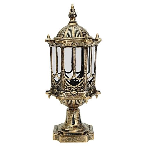 check out 1f3a4 e8c75 Outdoor Garden Outside Wall Light Lamp Post Lanterns Pillar Light Porch  Lighting