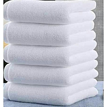 White 100*150 centimeters Towels