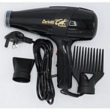 Super GEK 3000 Hairdryer - Black