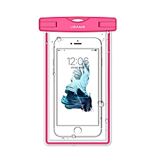 Usams Univeral Luminous Waterproof Case For Smartphone