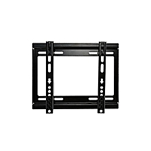 14'' - 42'' TV Wall Mount Bracket - Black.