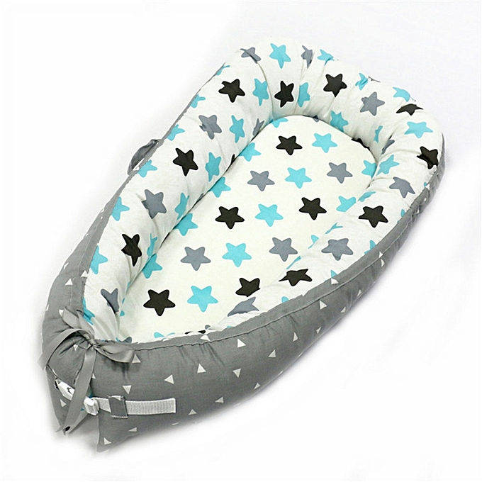 how to make baby nest bed