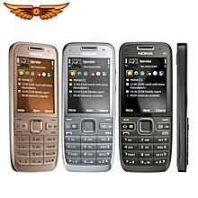 Nokia E52 3G Mobile Phone - Brown