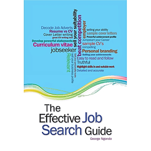 Buy Generic The Effective Job Search Guide @ Best Price Online ...