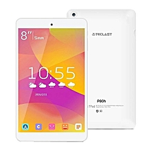 P80H 8 Inch IPS Screen 1GB RAM 8GB ROM Android 5.1 Tablet PC White