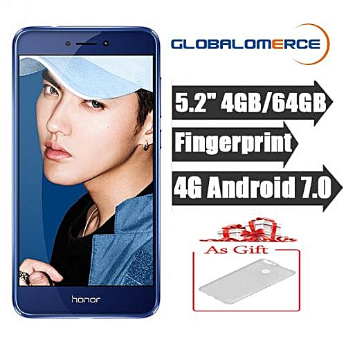 honor 8 lite 5 2 4g 4gb 64gb fingerprint otg blue. Black Bedroom Furniture Sets. Home Design Ideas