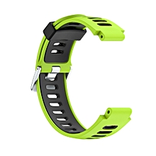 Koaisd Soft Silicone Replacement Wrist Watch Band For Garmin Forerunner 230 / 235 / 220