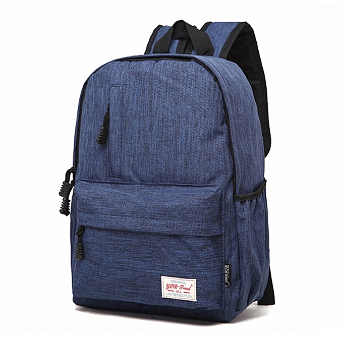 ... Universal Multi-Function Canvas Laptop Computer Shoulders Bag Leisurely  Backpack Students Bag 5f1b2462fd15e