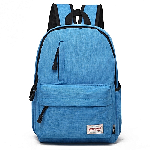 Universal Multi-Function Canvas Laptop Computer Shoulders Bag Leisurely  Backpack Students Bag 9b635fade578b