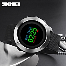 SKMEI 1336 Fashion Compass Smart Watch Calorie Compass Waterproof Digital Watch Pedometer Clock Top Brand Sports Watches By HonTai