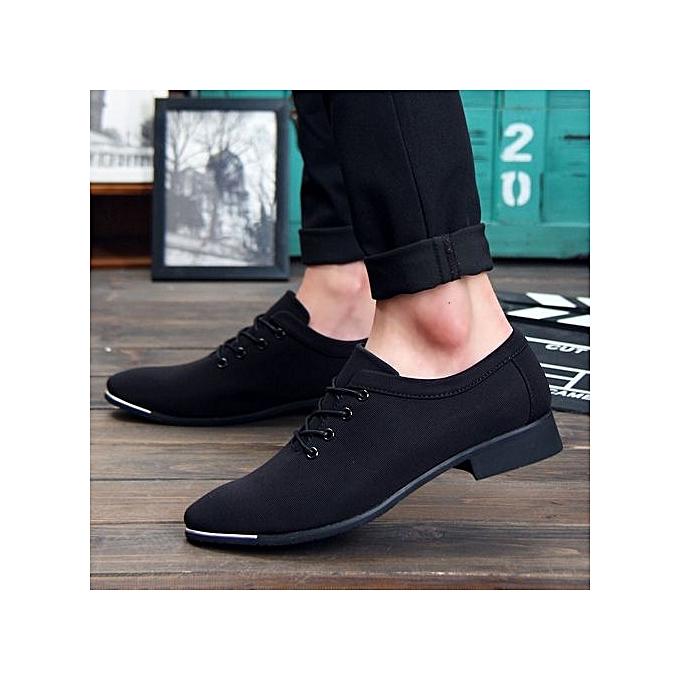 Buy Fashion 2018 New Comfortable British Leisure Formal Shoes Men