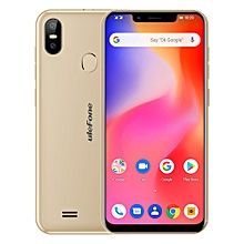 S10 Pro,  2GB+16GB, Dual Back Cameras, Face ID & Fingerprint Identification, 5.7 inch Android 8.1 MTK6739WA Quad-core 64-bit up to 1.3GHz, Network: 4G, OTG, Dual SIM(Gold)